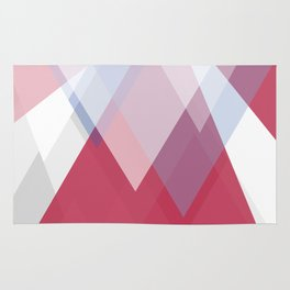 Geometric stimulation 3 Rug