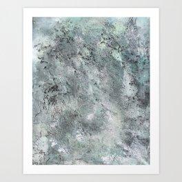 Smoke and Fog 2 Art Print