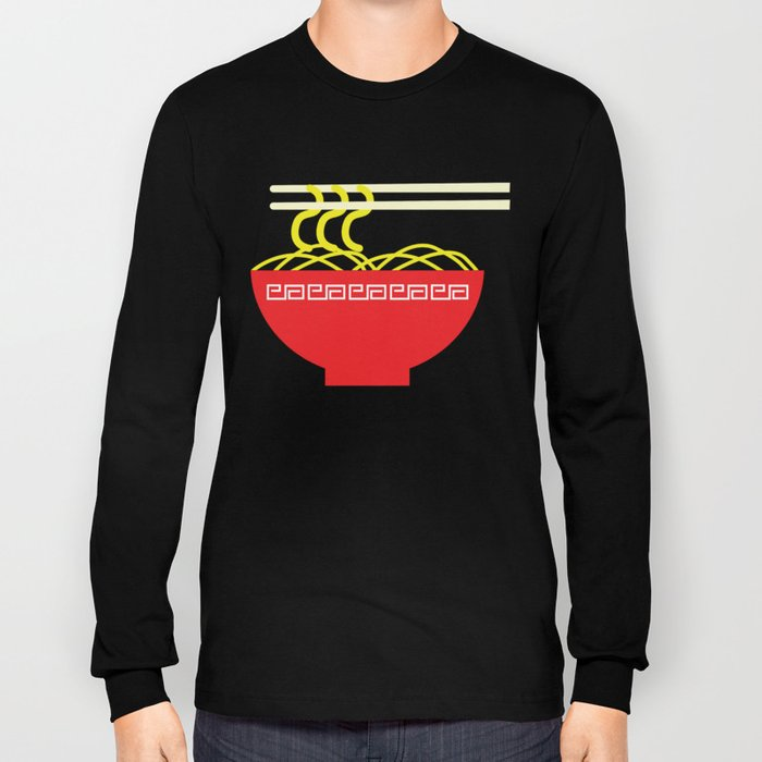 Noodles Long Sleeve T-shirt