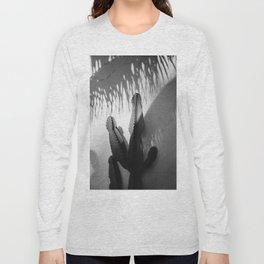 Monochrome SoCal Shadows Long Sleeve T-shirt