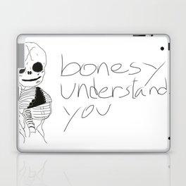 bonesy understands you  Laptop & iPad Skin