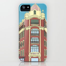 Building in Nice iPhone Case