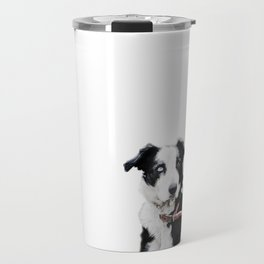 Collie Dog Travel Mug