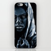 african iPhone & iPod Skins featuring African by elenachukhriy