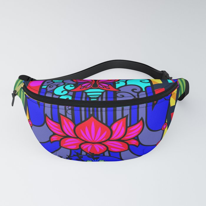 Lucky Hand of Fate Fanny Pack