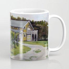 Vineyard in Cape May, NJ Coffee Mug