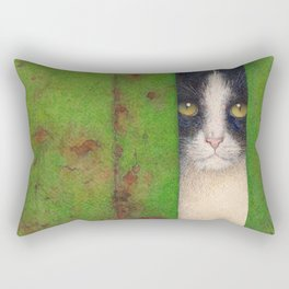 Loneliness Rectangular Pillow