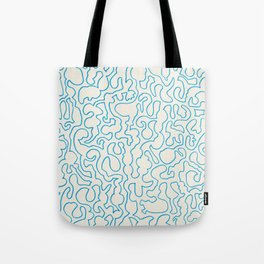 Puzzle Drawing #1 Tote Bag