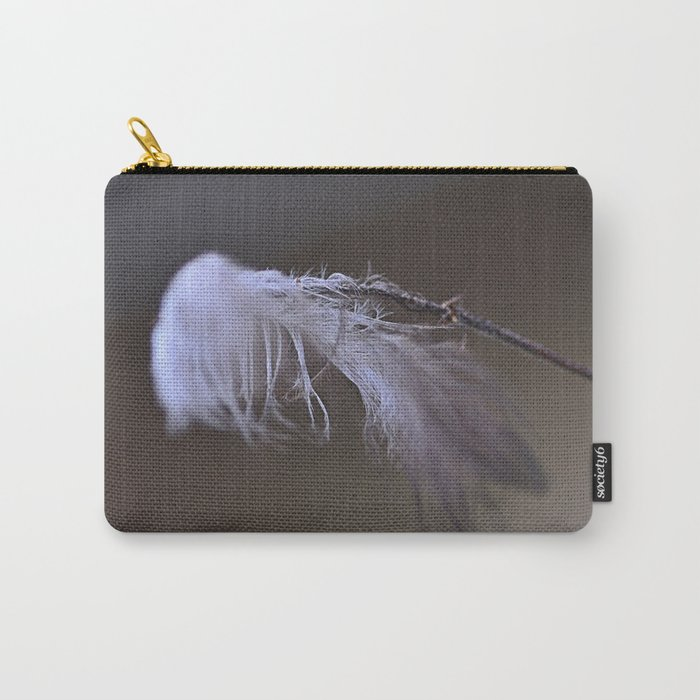 Feather Macro Carry-All Pouch