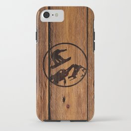 snowboarding 3 iPhone Case