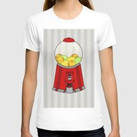 gumball T-shirts featuring Gumball Machine. by Bedelia June