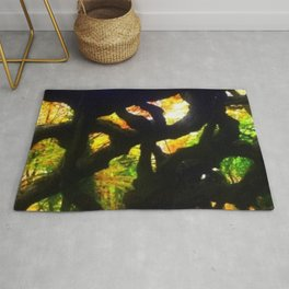 Twisted Roots Rug