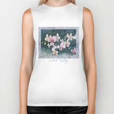 Orchid Melody Biker Tank