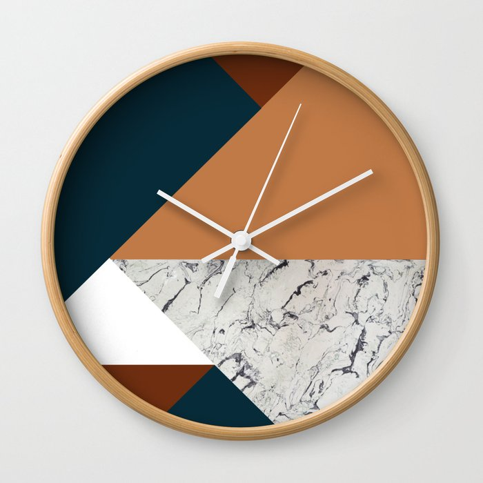 KALEIDOS #2 Wall Clock