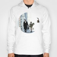 leon Hoodies featuring LEON, THE PROFESSIONAL by VAGABOND
