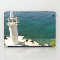 lighthouse iPad Cases featuring Lighthouse by Bitifoto