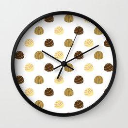 Sweet Surprise Wall Clock