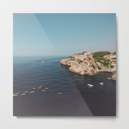 Summer in the riviera II Metal Print