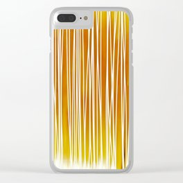 Summer Day II Clear iPhone Case