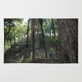 Mayan Mountain Rug
