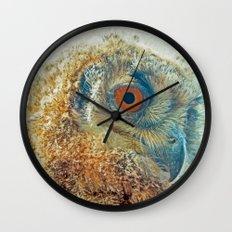PROF-OWL Wall Clock