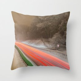 An Untitled Emotion : Untitled #2 Throw Pillow
