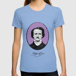 Authors - Edgar Allan Poe T-shirt