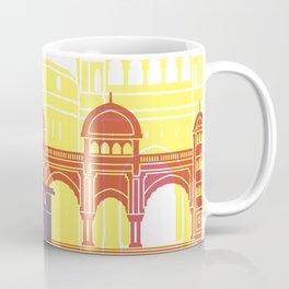 Pune skyline pop Coffee Mug