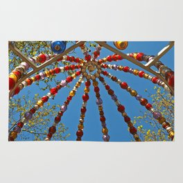 Colourful Canopy Rug