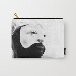 italy - naples - traditional mask_03 Carry-All Pouch