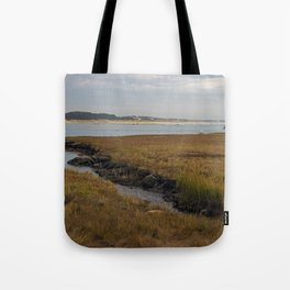 Herring Run - Westport, MA Tote Bag