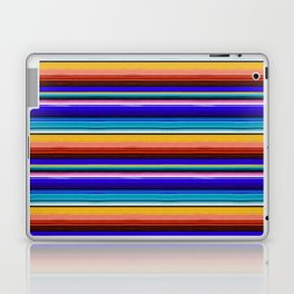 Mexican Stripes Laptop & iPad Skin