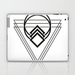 Triple Triangle Laptop & iPad Skin