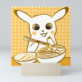 Delicious Food Mini Art Print