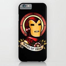 Made of iron iPhone 6s Slim Case