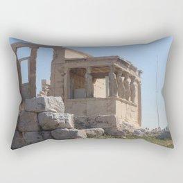Caryatids (photo) Rectangular Pillow