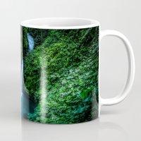 Jungle Waterfall Mug