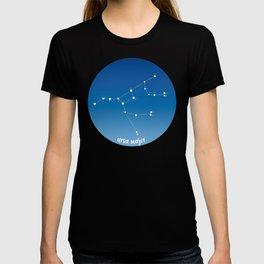 Ursa major constellation T-shirt