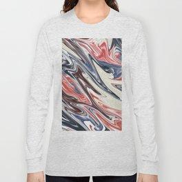 Abstract 187 Long Sleeve T-shirt