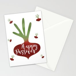Radish is for Passover Stationery Cards