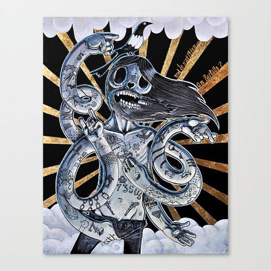 735U5 Canvas Print