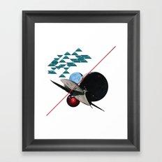 2001 Framed Art Print
