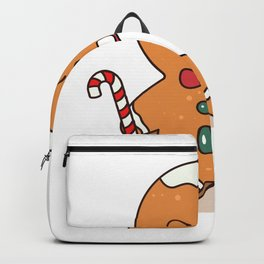Gingerbread Matching Group Everyone Loves A Ginger Backpack