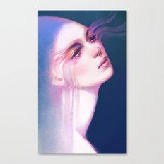 Optic Canvas Print