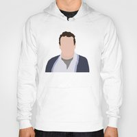 himym Hoodies featuring Marshall Ericksen HIMYM by Rosaura Grant