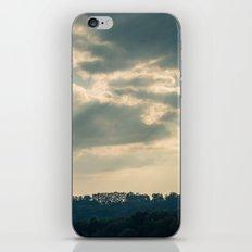Hazy Summer Afternoon 1 iPhone & iPod Skin