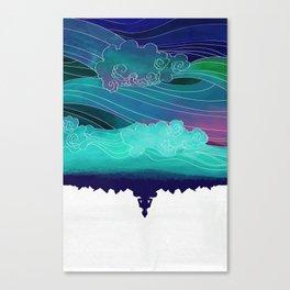 Avatar: Spirits Book Canvas Print