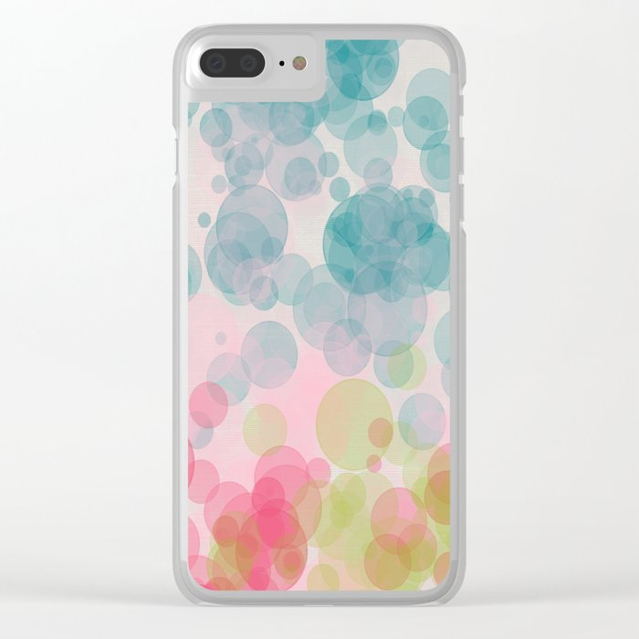Pattern 23 Clear iPhone Case