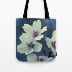 Blossoming - Beautiful Spring Blooms Tote Bag