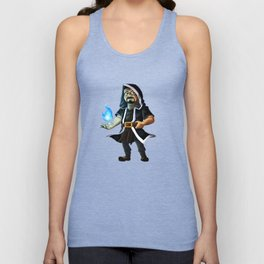 witch Unisex Tank Top